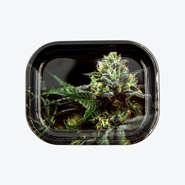 V Syndicate Metal Rolling Tray - OG Kush