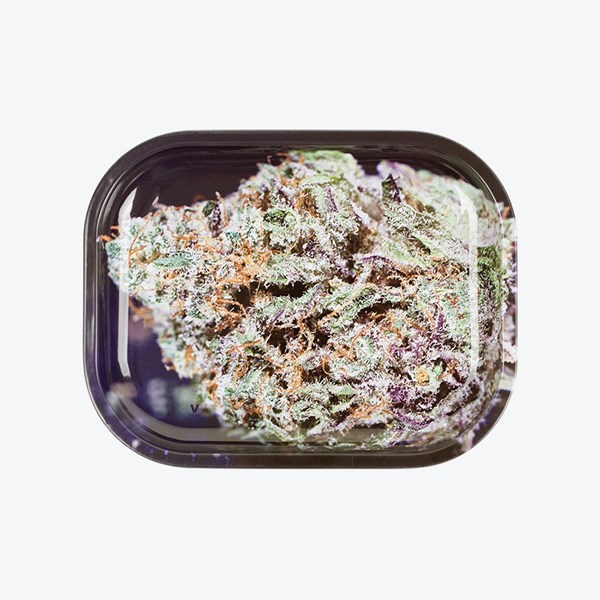 V Syndicate Bubba Kush Metal Rolling Tray