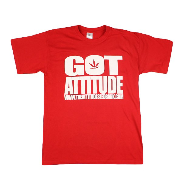 The Attitude Got Attitude T-shirt