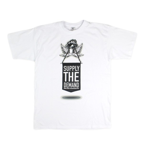 The Attitude Supply The Demand T-Shirt