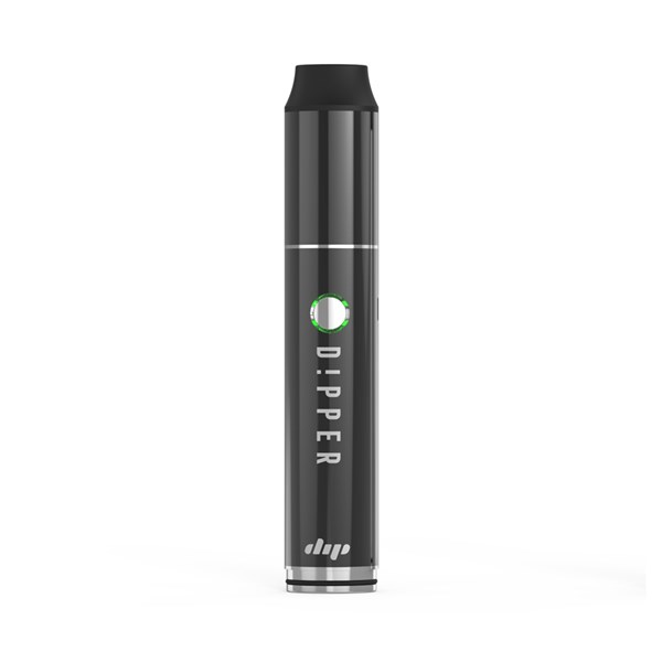 Dipstick Vapes The Dipper Multi-Functional Vaporizer - Charcoal