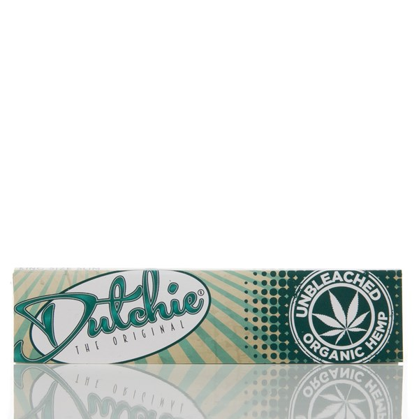 Dutchie Papers Unbleached Organic Hemp Rolling Papers King Size Slim