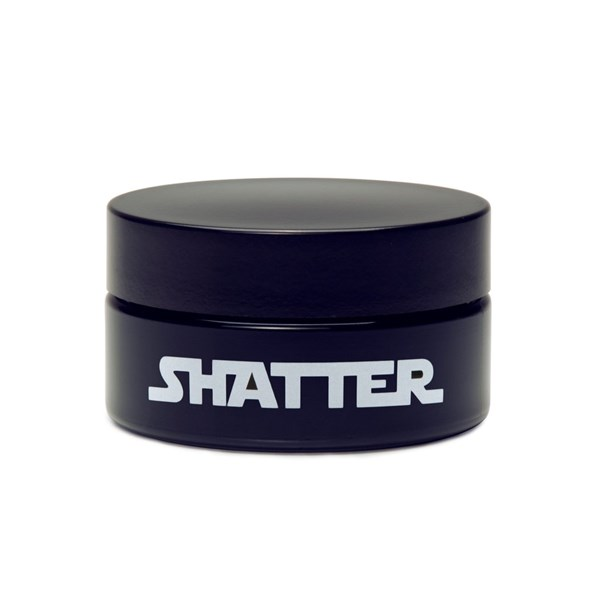 420Science UV Concentrate Jar - Shatter