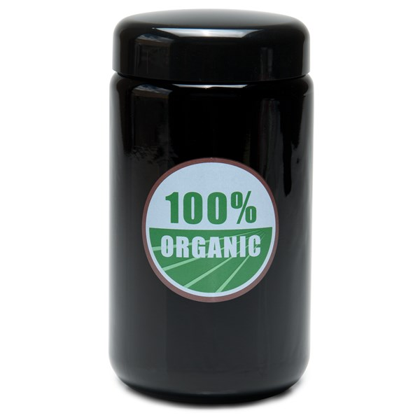 420Science UV Stash Jar - 100% Organic