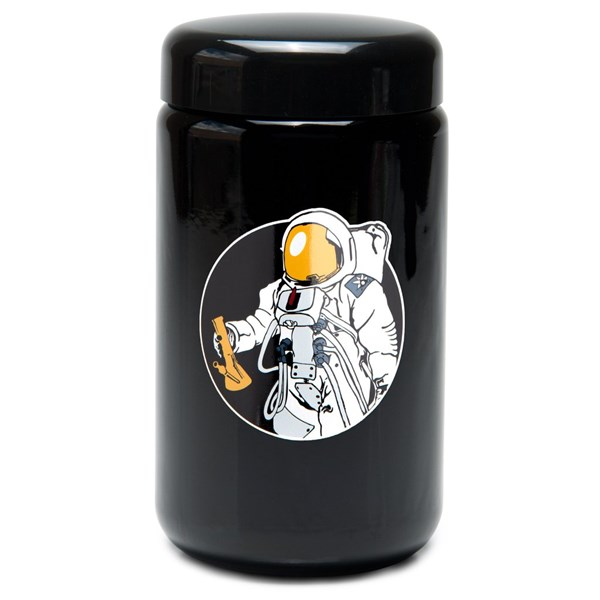 420Science UV Stash Jar - Space Man