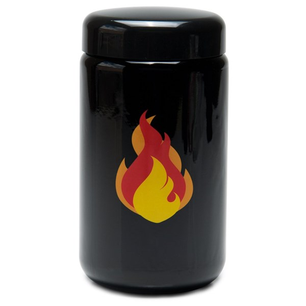 420Science UV Stash Jar - Fire
