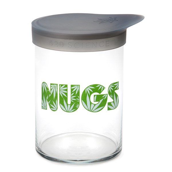 420Science Soft Top Jar - Nugs