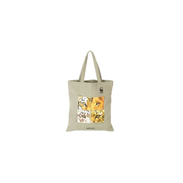 WWF Bags Big Cats Shopper