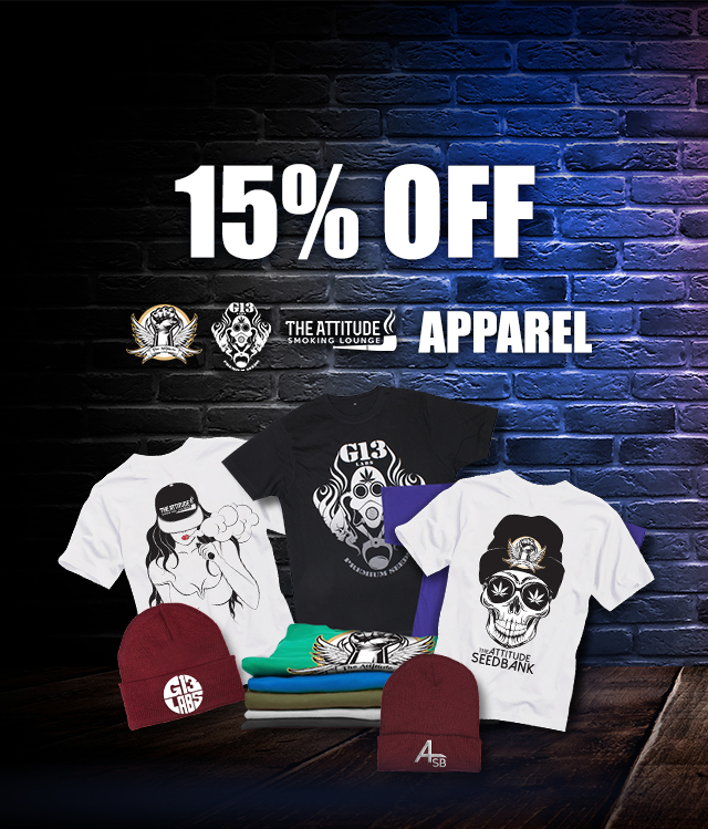 15% off Clothing